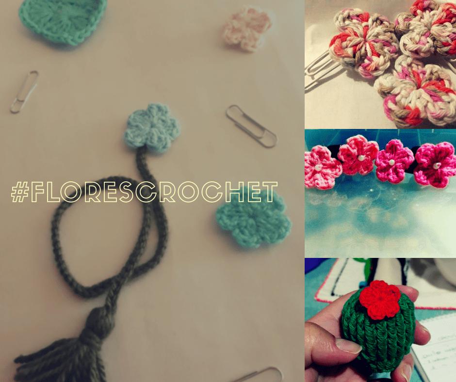 Flores accesorios