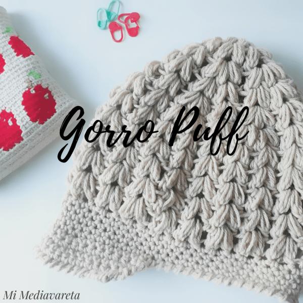 Aprende a tejer gorros a crochet desde cero