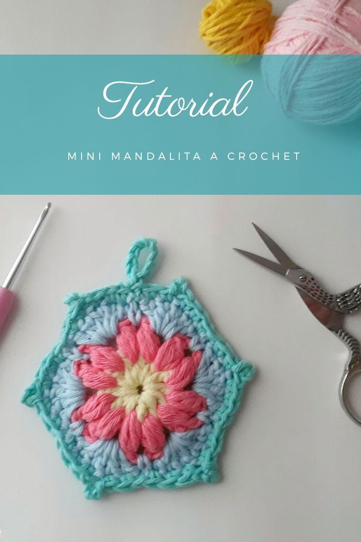 tutorial de atrapasueños a crochet
