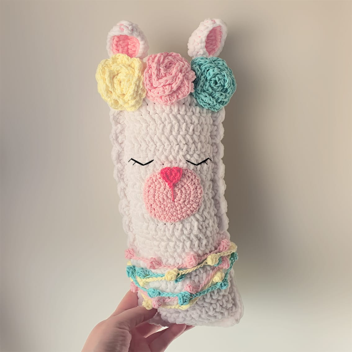 llamas tejidas a crochet paso a paso لم يسبق له مثيل الصور + tier3.xyz | 1134x1134