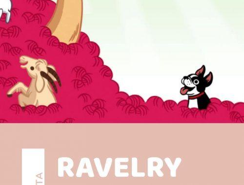 cómo comprar y descargar un patrón en Ravelry