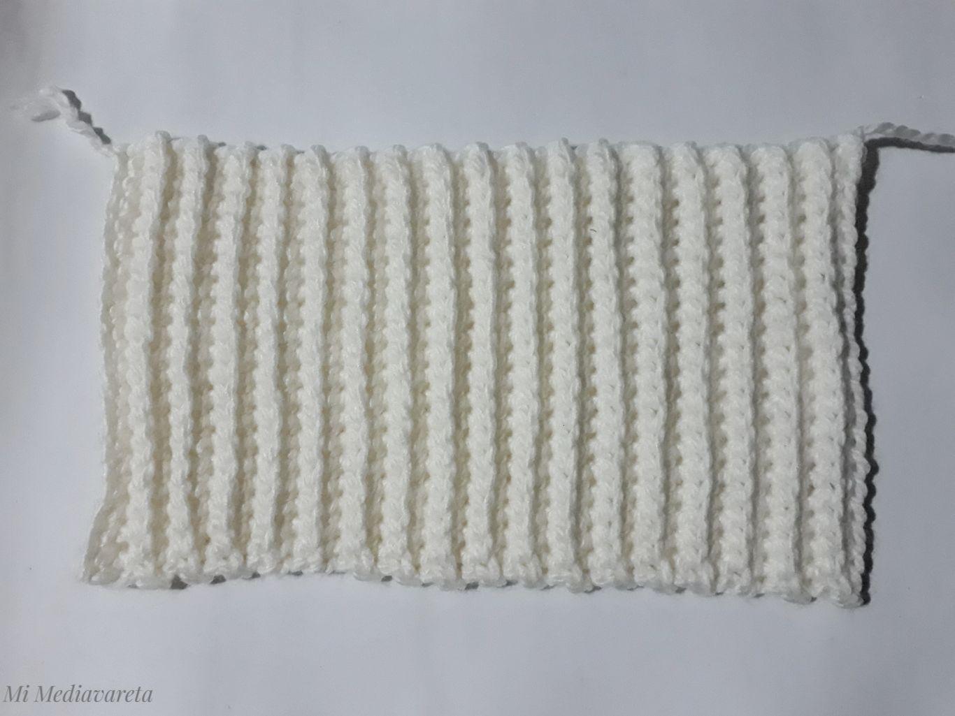 tutorial gratuito gorro a crochet  para principiantes