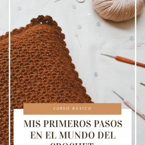 aprende a tejer a crochet con este curso básico