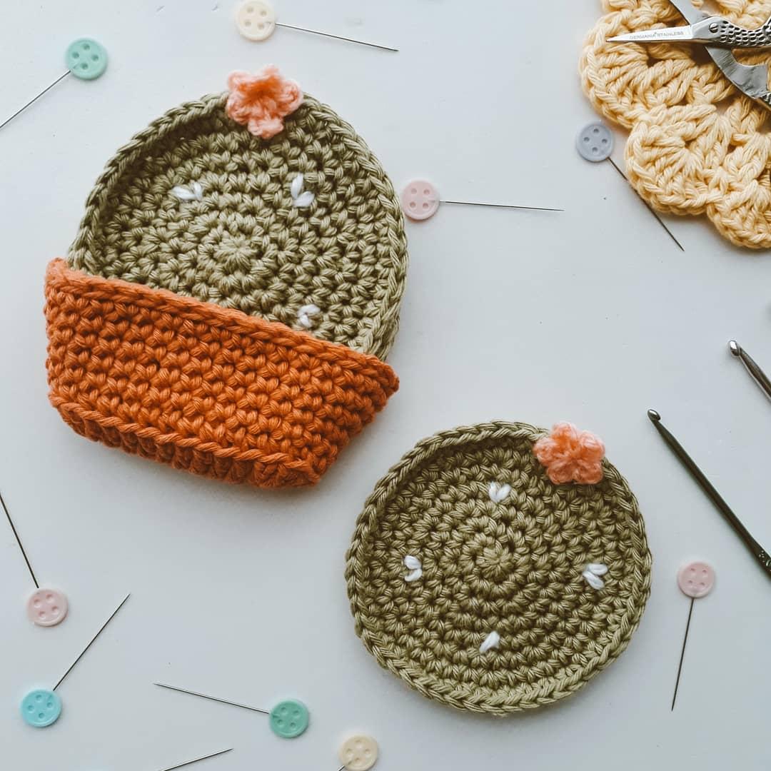 curso crochet básico