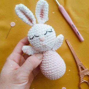 conejo crochet
