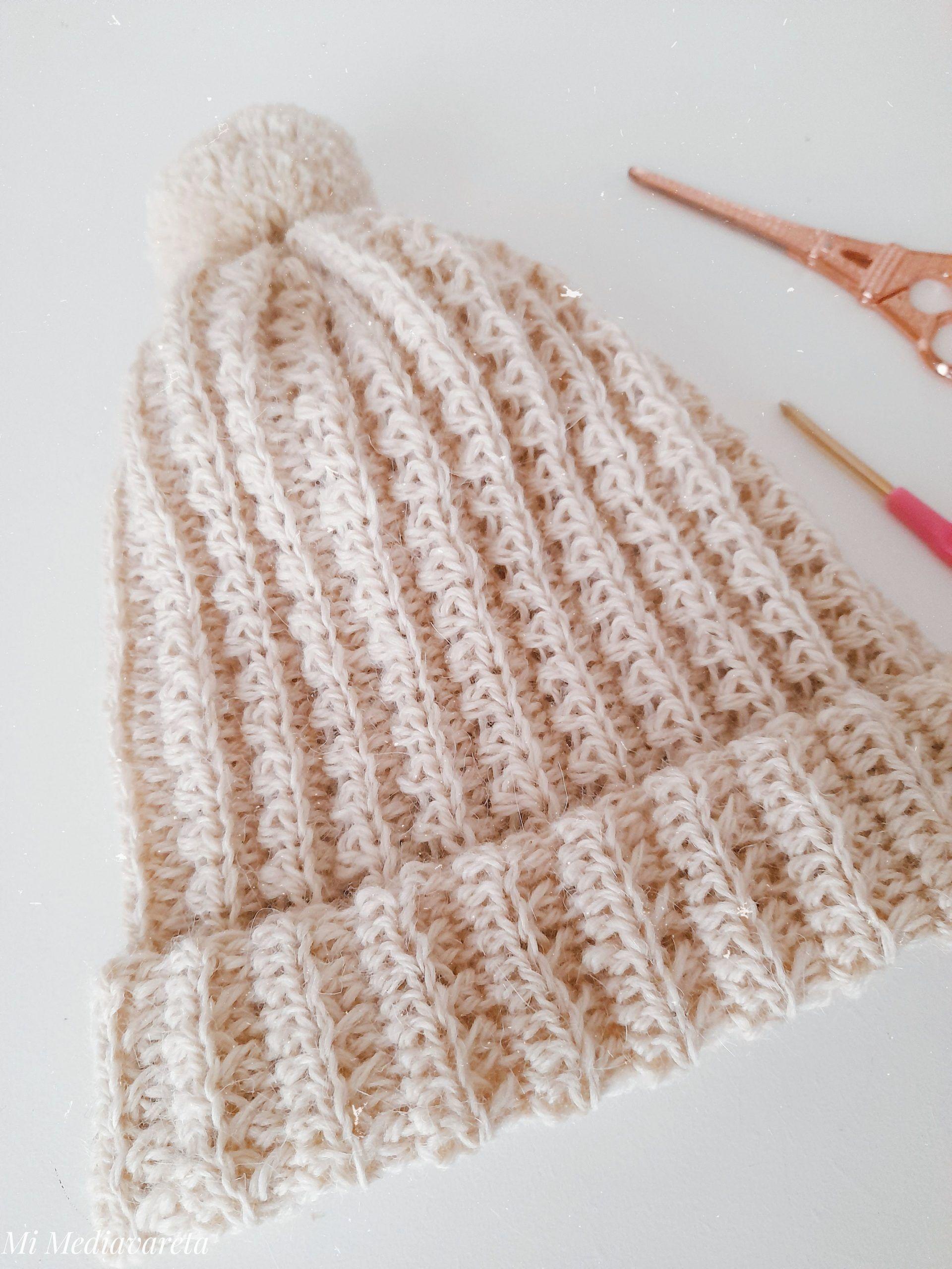 proyectos unisex a crochet